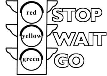 Zusammenfassung der Farbbilder von Verkehrszeichen, damit