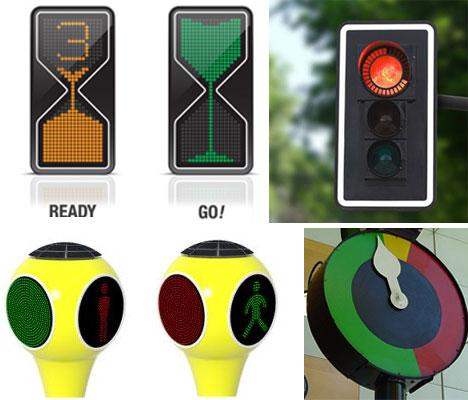 Traffic Light Redesigns
