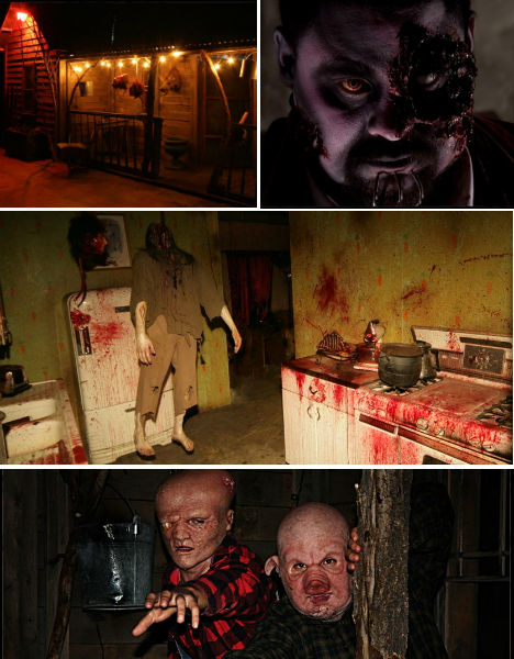The 13th Floor Haunted House Images  Frompo