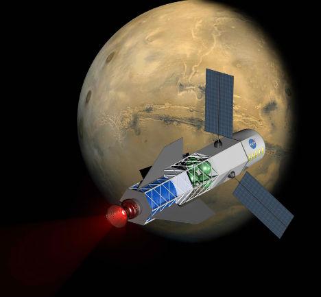 Future Wonders Rocket Nuclear Fusion