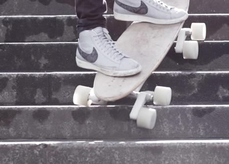 Stair Rover Skateboard 2
