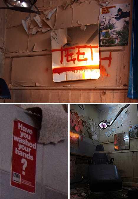 Adel Reformatory Leeds abandoned dentist office