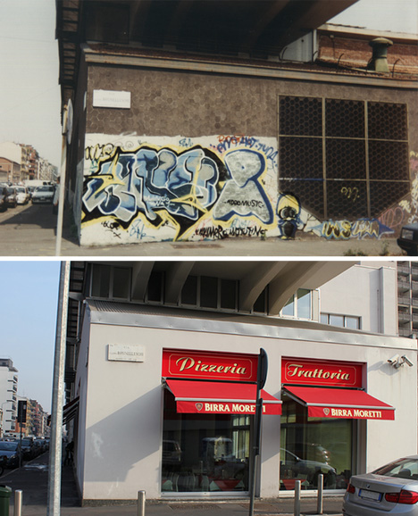 graffiti then and now