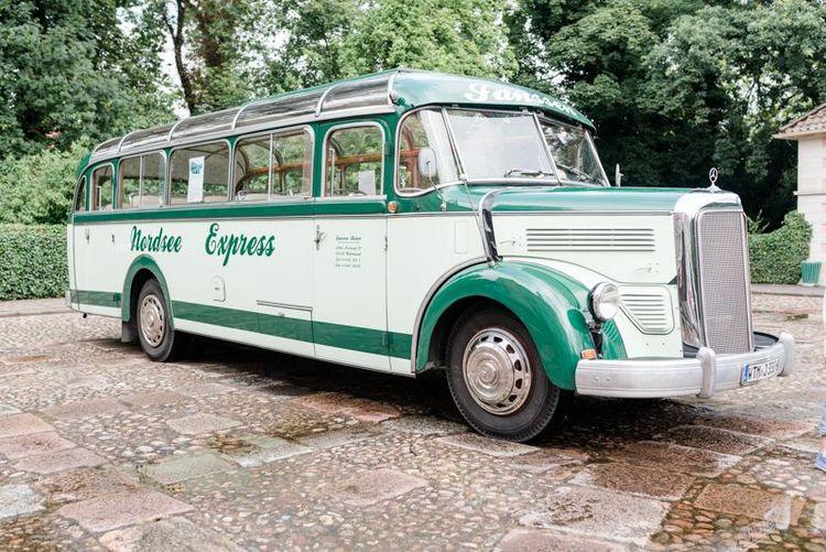 Hochzeitsauto mieten Oldtimer als Hochzeitsauto mit