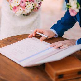 Standesamt  wie man standesamtlich heiraten kann