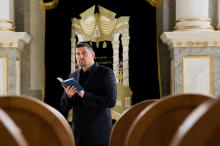 Csanád Szegedi heute: Er fand neuen Halt im jüdischen Glauben