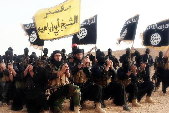 Znalezione obrazy dla zapytania terroristen iss