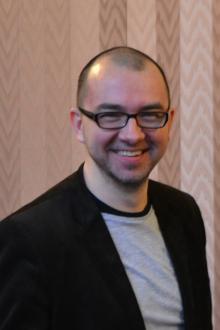 "Volodymyr Yermolenko ist Dozent an der Kiewer Universität ""Kiew-Mohyla-Akademie""."