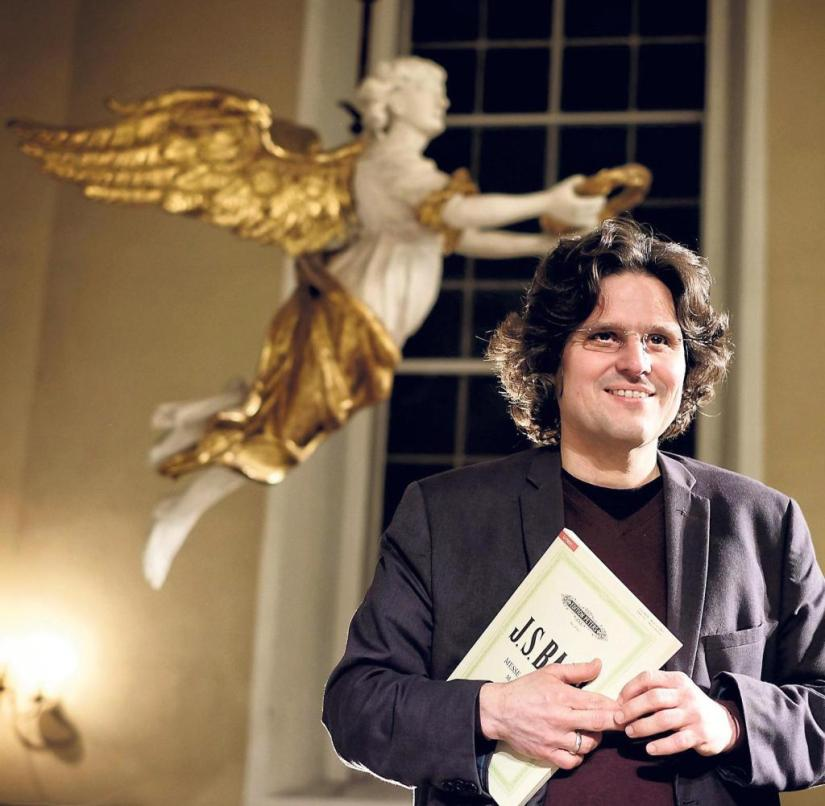 Cantor of the Christian Church in Hamburg-Ottensen: Igor Zeller