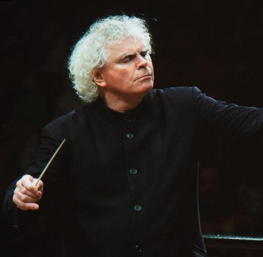 Munich would shine even more: the British conductor Sir Simon Rattle lives in Berlin