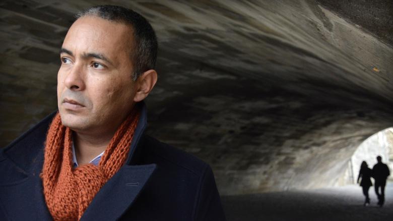 """""""Sollte ich eines Tages die Entscheidung treffen, aus Algerien auszuwandern, dann nur, weil ich es so will"""": Kamel Daoud, 1970 in der nordalgerischen Stadt Mostaganem geboren"""