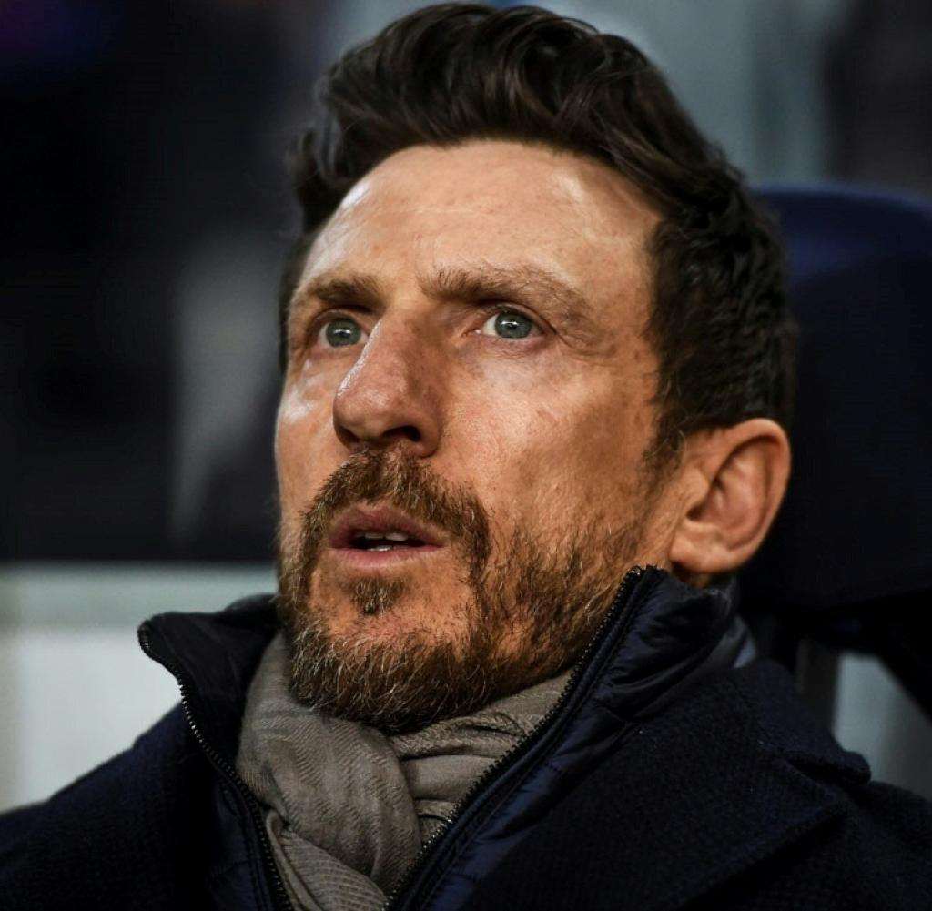 Prior to coaching di francesco was a midfielder with empoli, lucchese, piacenza, ancona, perugia, roma and italy national. Fussball Italien Di Francesco Neuer Trainer In Genua Welt