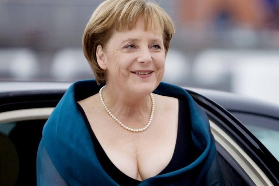 Angela Merkel ist Person des Jahres USMedien feiern die