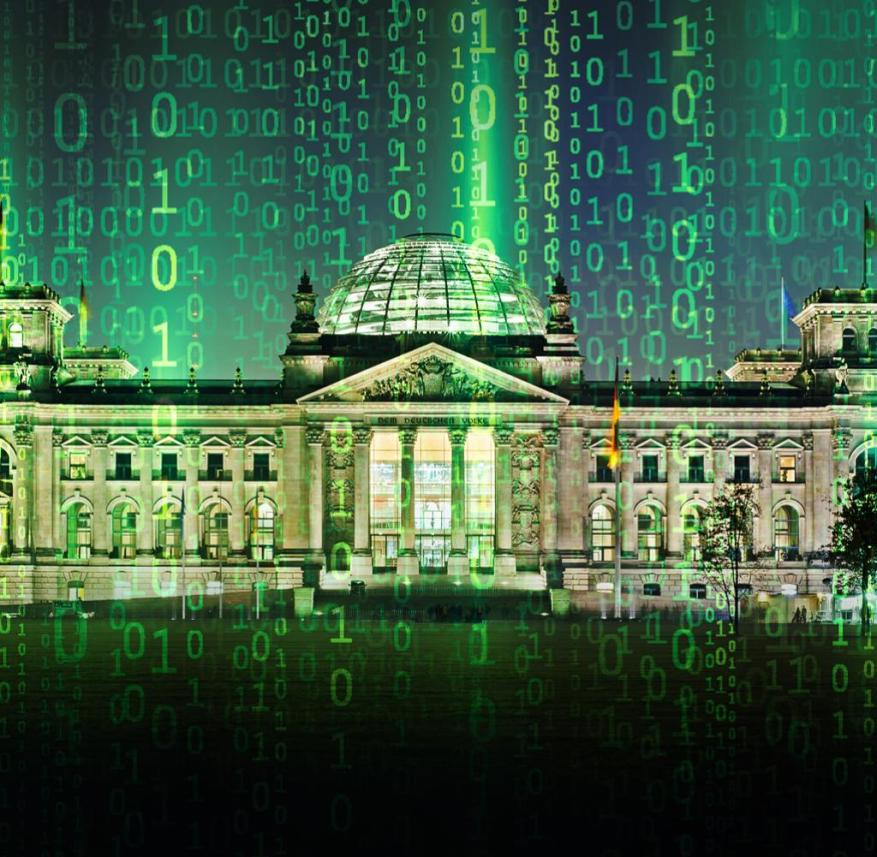 The IT system in the German Bundestag has to be comprehensively renewed after the hacker attack, announces Parliament President Norbert Lammert (CDU)