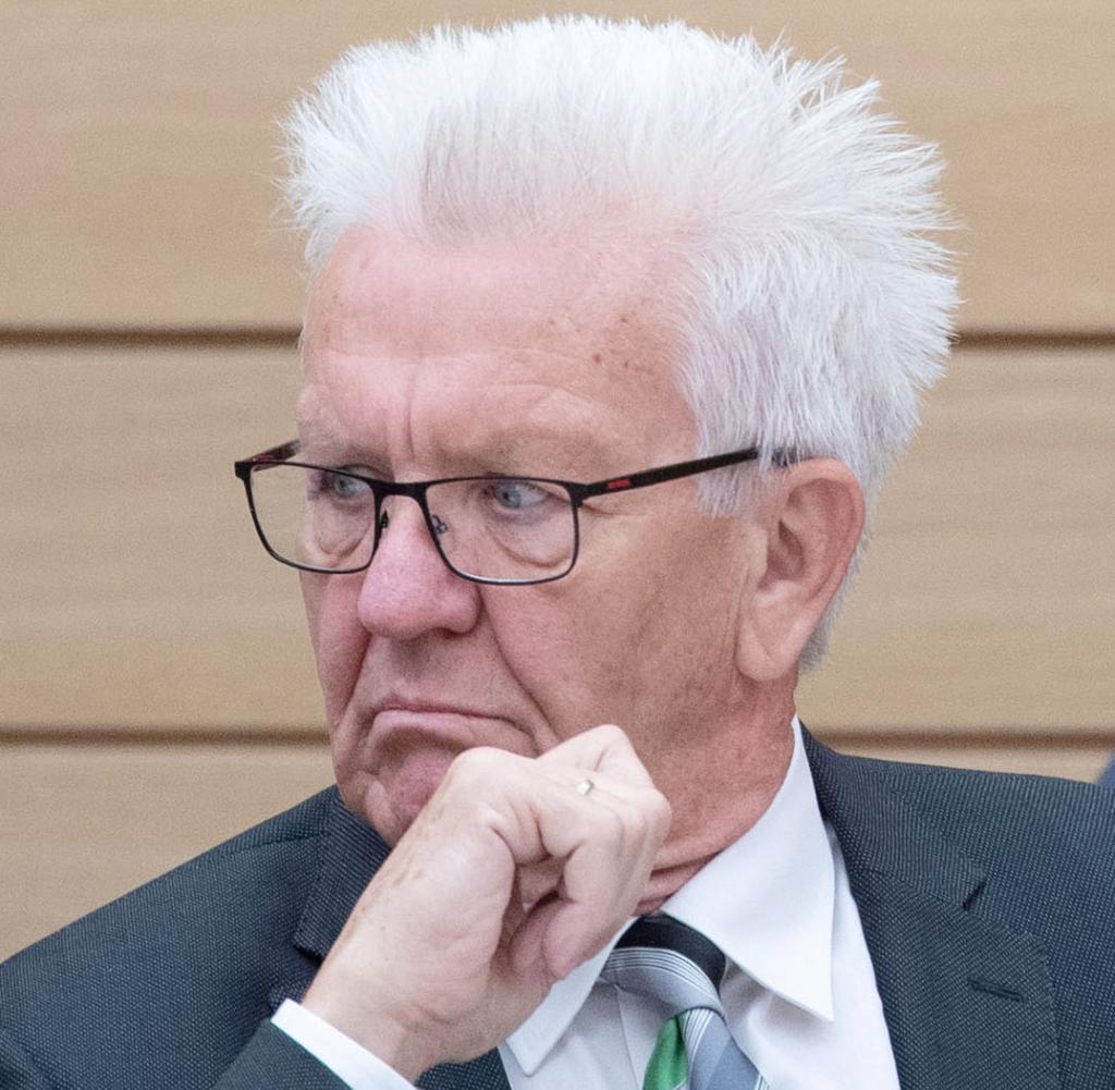 winfried kretschmanns koalition in