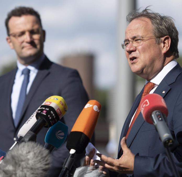 Spahn Laschet Cdu Should Be One Of The Most Modern Parties In Europe De24 News English
