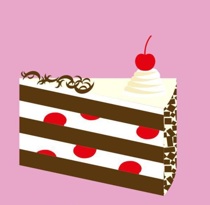 Specialty from the Black Forest: the Black Forest cake