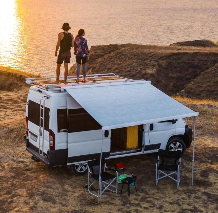 Ideal in Corona times: keeping your distance from other people is no problem with a motorhome