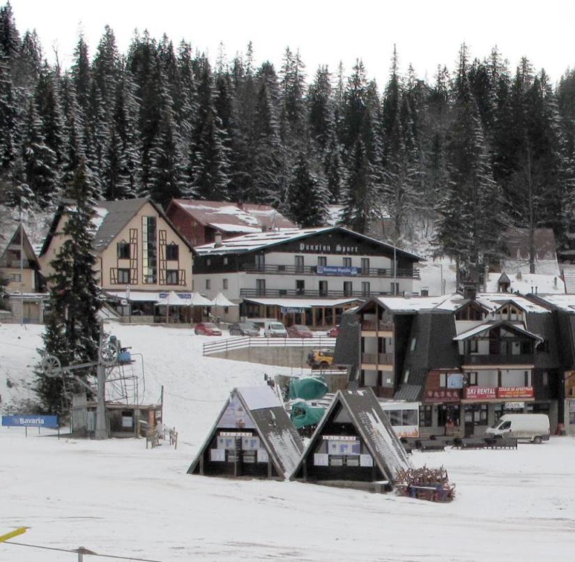 The 1984 Winter Olympics took place in the Jahorina ski area at the gates of Sarajevo