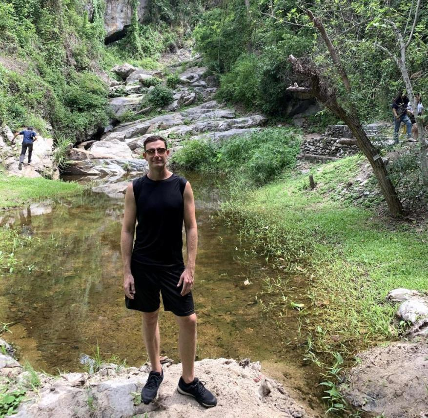 Thailand: Martin Lewicki explores the area around the city of Chiang Mai