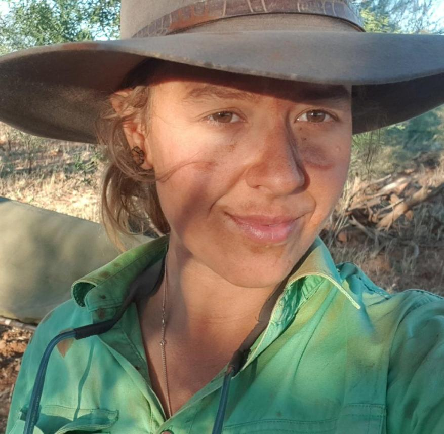 Traveling despite Corona: Carina Adamik from Recklinghausen has been in Australia with a working holiday visa for two years