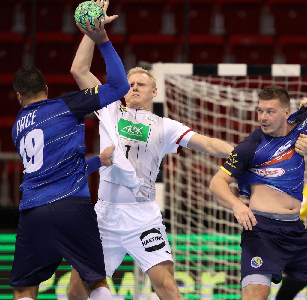 wiencek verzichtet auf handball wm