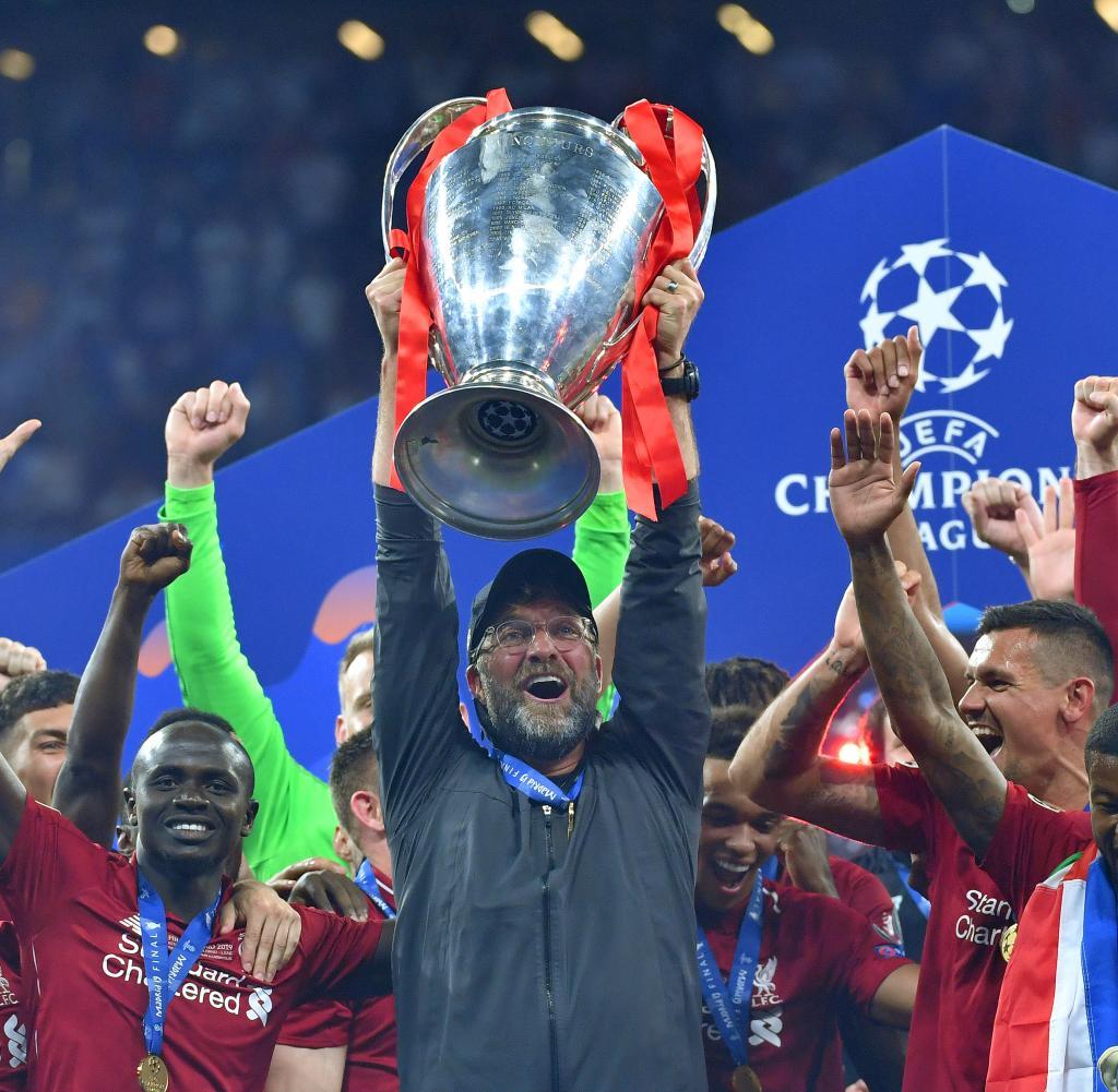 Champions League Finale 2019 /Tottenham Hotspur-Liverpool FC 0-2.