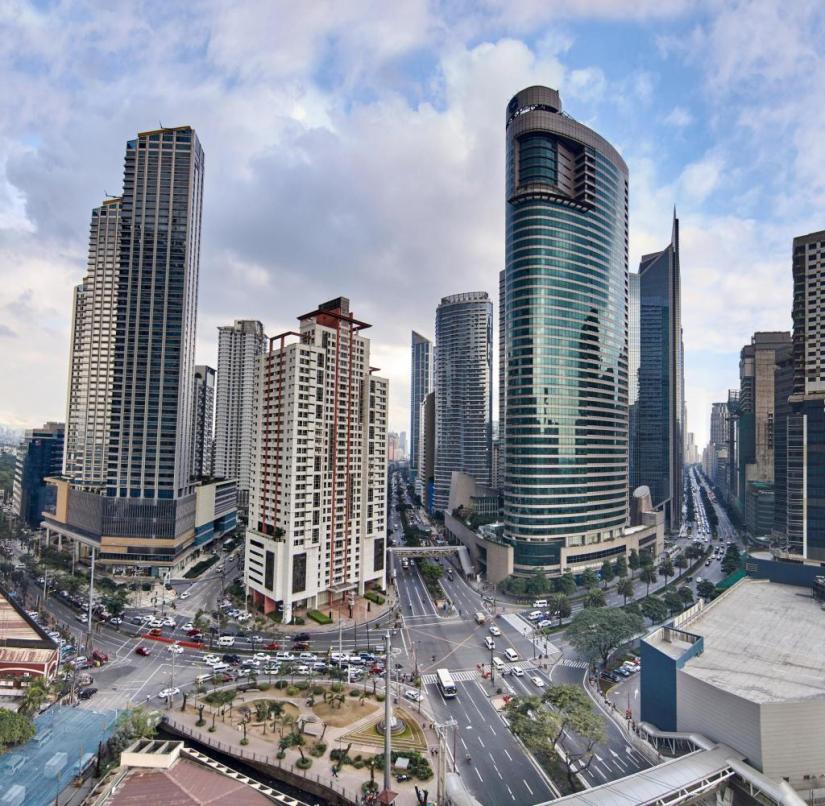 Wirecard manipulated the balance sheet in the Makati District in Manila