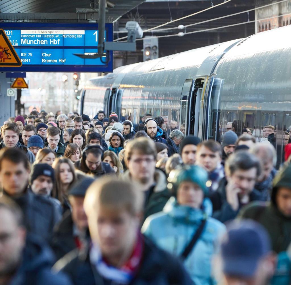 Gdl Tarifvertrag Tabelle 2021 : Gdl Bahnstreik Diese Woche ...