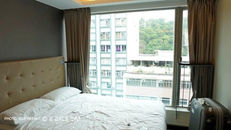 香港住宿卡薩豪華酒店Casa Deluxe Hotel;離油麻地地鐵站只需要5分鐘!