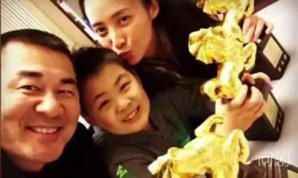 陳建斌有幾個孩子 大兒子是超級學霸 - 問劇