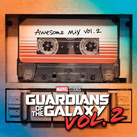 Znalezione obrazy dla zapytania guardians of the galaxy vol 2 opening credits