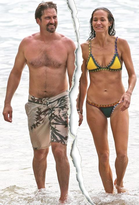 Girlfriend Gerard Butler S