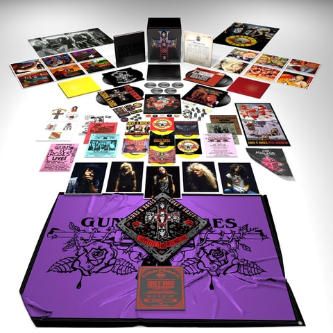 Guns N' Roses Detail Massive 'Appetite for Destruction' Box Set