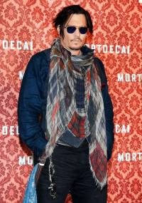 Johnny Depp May Look Like a Hobo, But 'I Smell Really Good