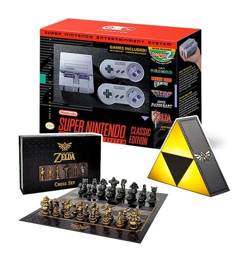 A $190 SNES Classic Edition bundle