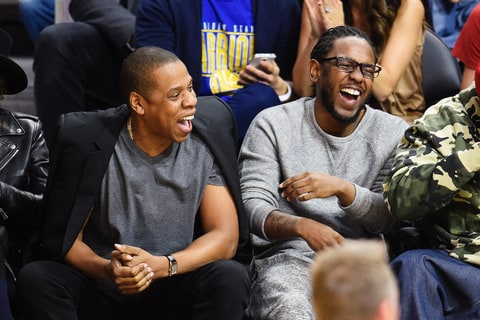 kendrick lamar the humble king rolling stone cover jay z basketball game