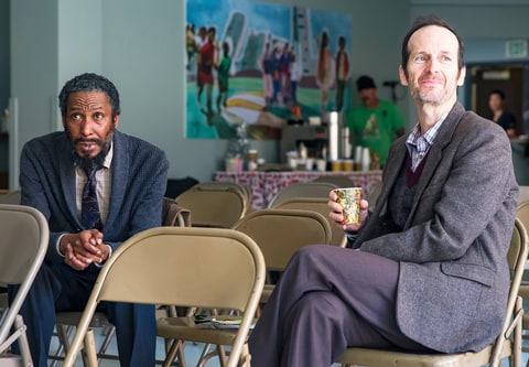 Ron Cephas Jones as William, Denis O'Hare as Jesse