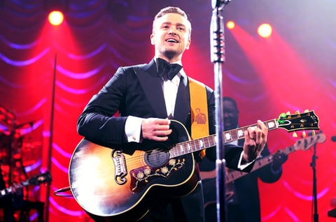Justin Timberlake Pulls Off An Easy Comeback In New