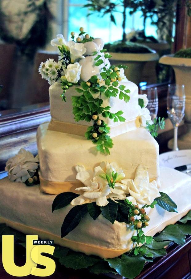 Cut the Cake  Inside Wynonna Judds Country Wedding  Us