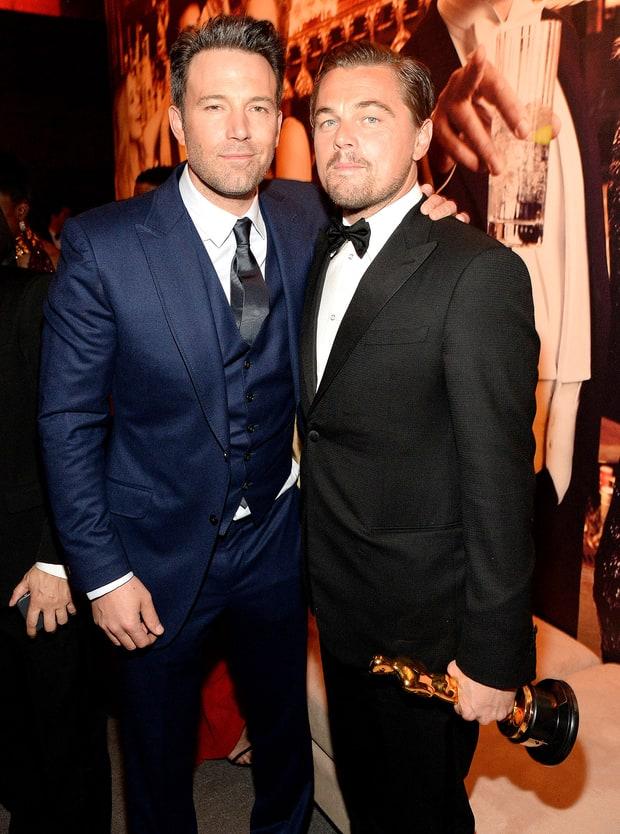 Ben and Leo!