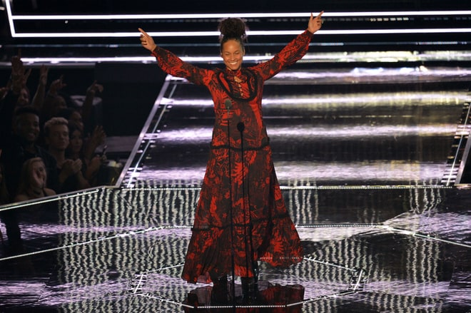 Best: Alicia Keys Takes a Stand