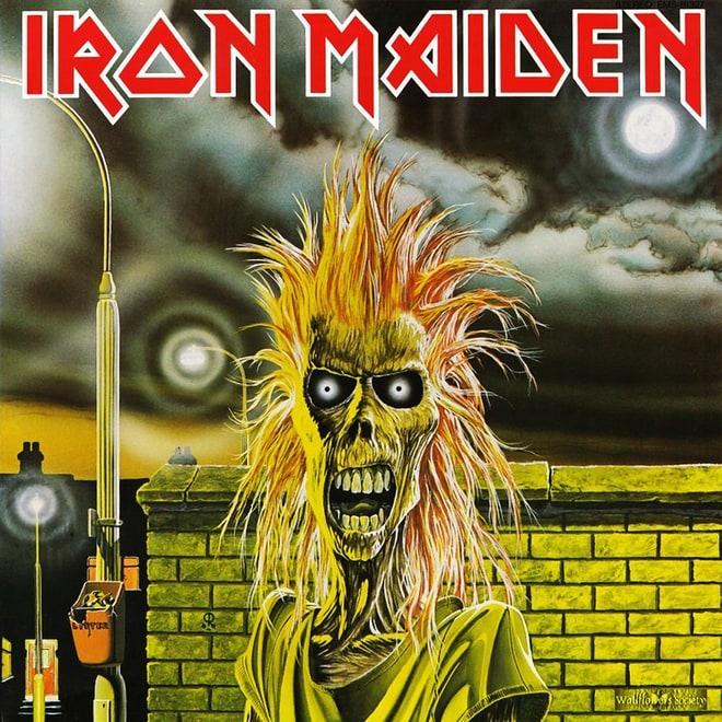 Iron Maiden, 'Iron Maiden' (1980)