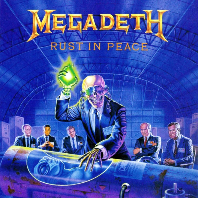 Megadeth, 'Rust in Peace' (1990)