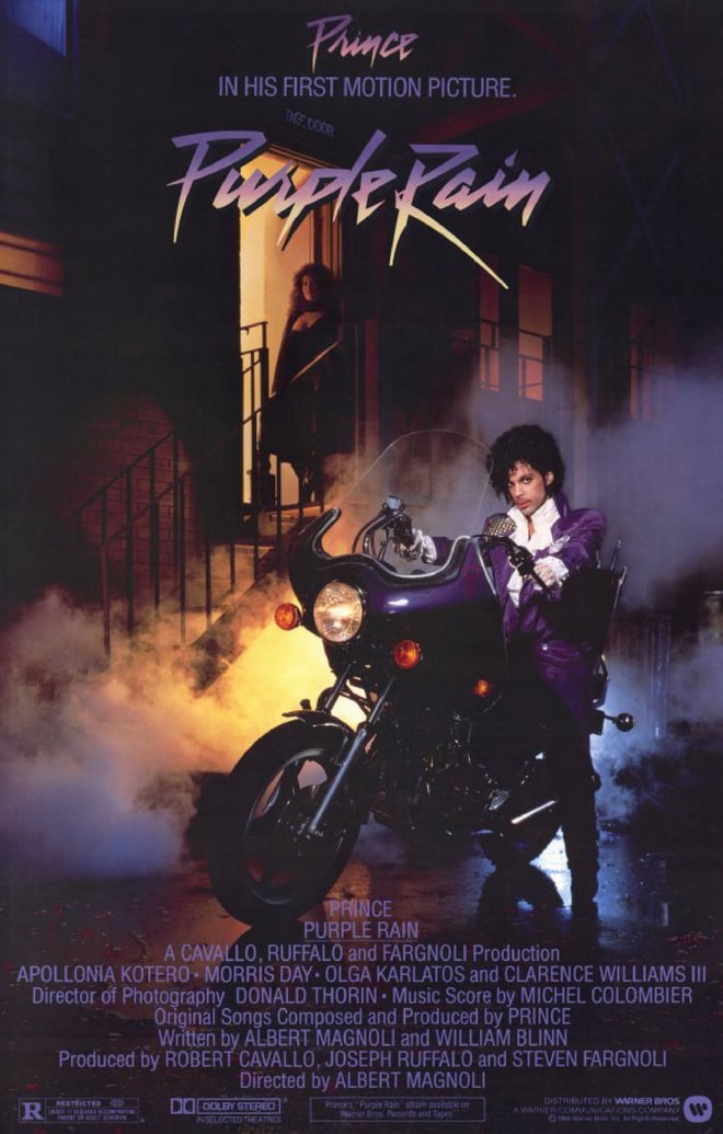 14. 'Purple Rain'
