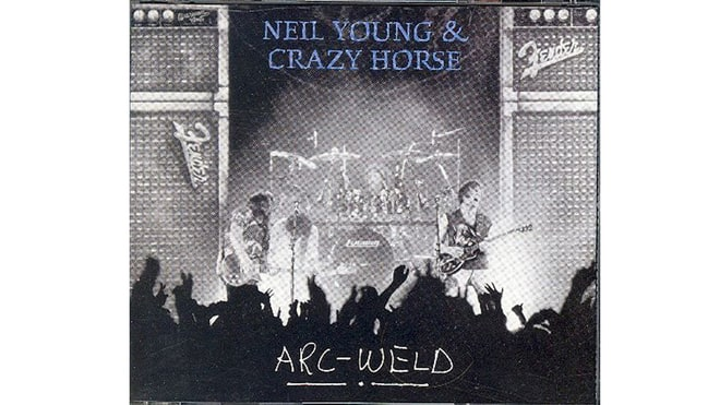 Neil Young & Crazy Horse, 'Arc-Weld' (1991)