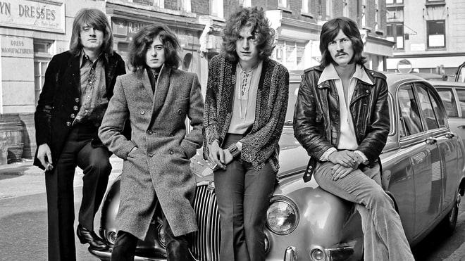 Led Zeppelin World Tour