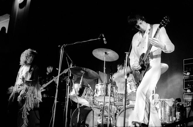 The Who at the University of Leeds