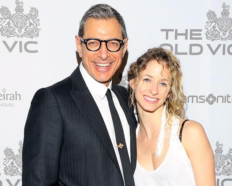 Jeff Goldblum Married: Actor, 62, Weds Emilie Livingston