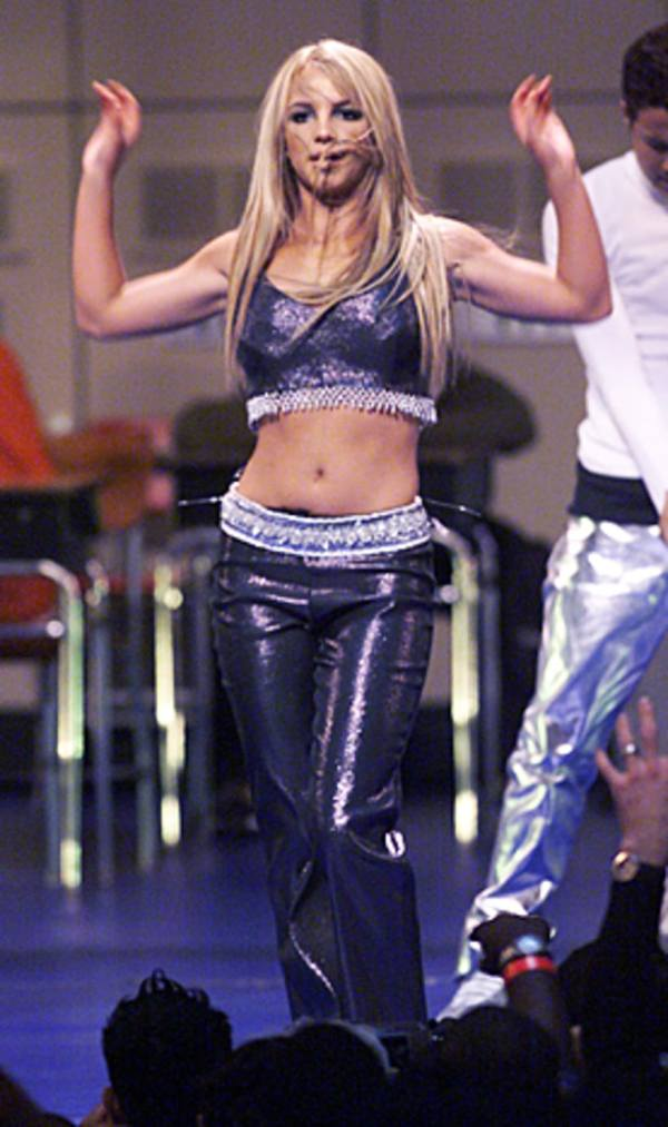September 9 1999 Britney Spears' And Worst Vma Weekly